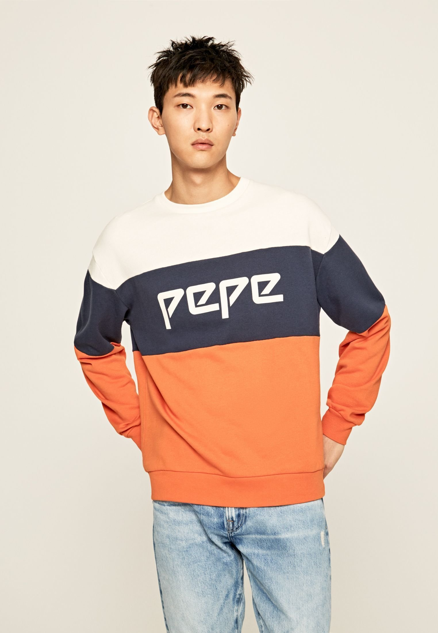 Pepe Jeans GLENN - Sweatshirt - jaffa