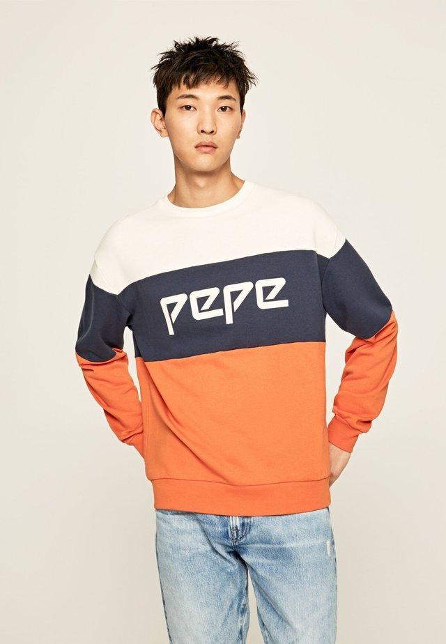 GLENN - Sweater - jaffa