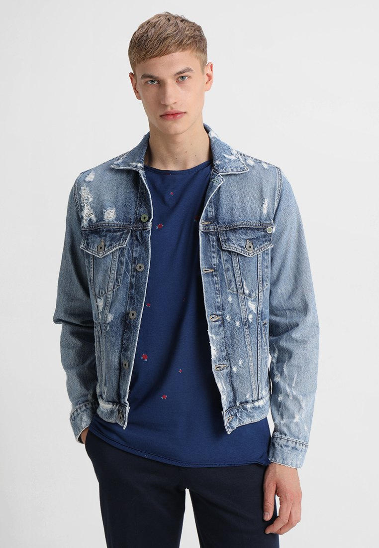 Pepe Jeans - PINNER - Denim jacket - 000