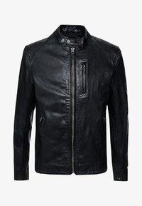 Pepe Jeans - DONOVAN - Leren jas - black - 5