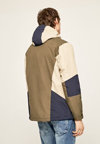 Pepe Jeans - PETE - Kurtka Outdoor - chatham blue - 2