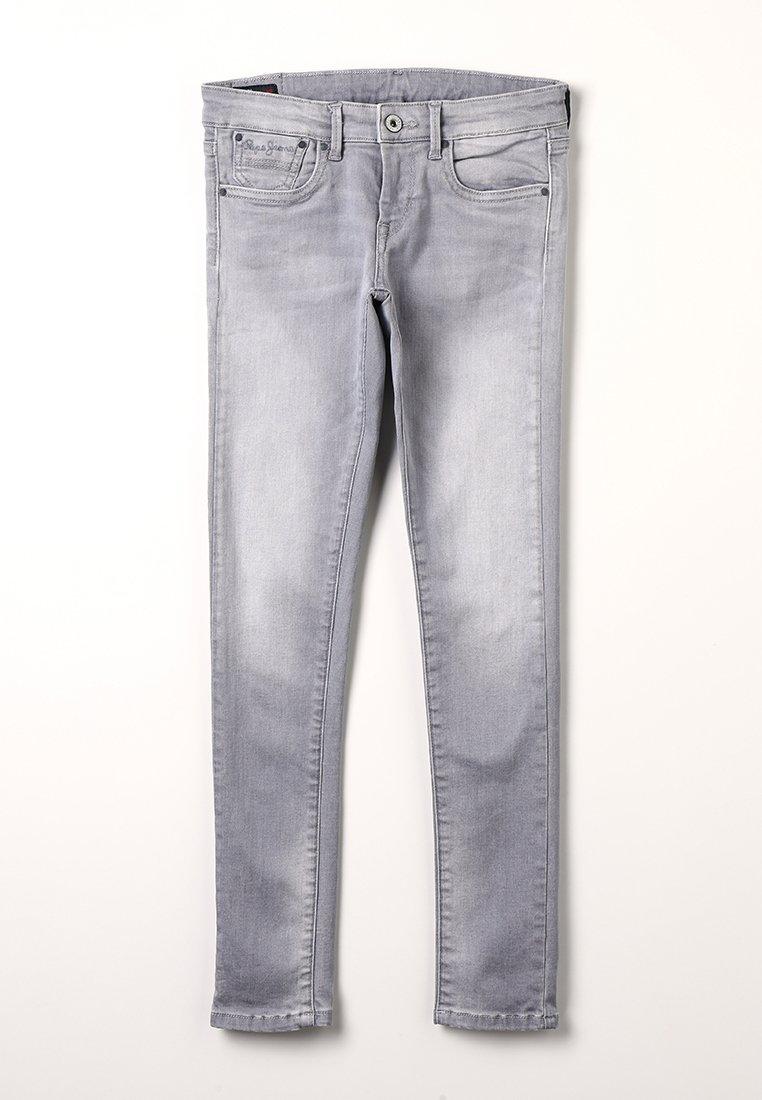Pepe Jeans - PIXLETTE - Jeans Skinny Fit - grey denim