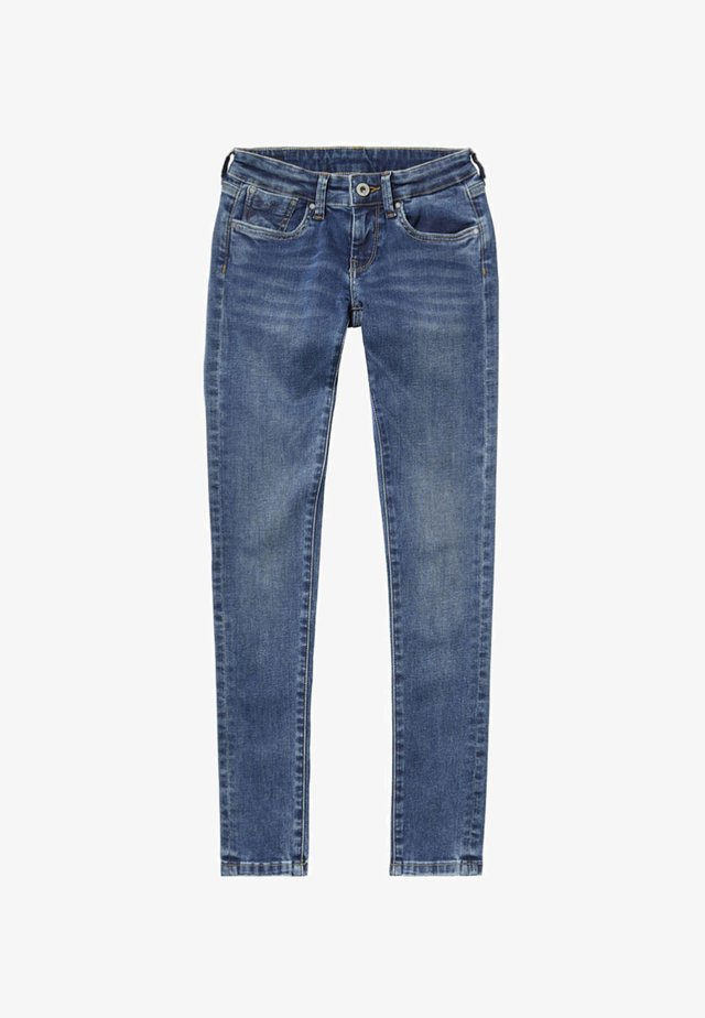 Vaqueros slim fit - blue denim