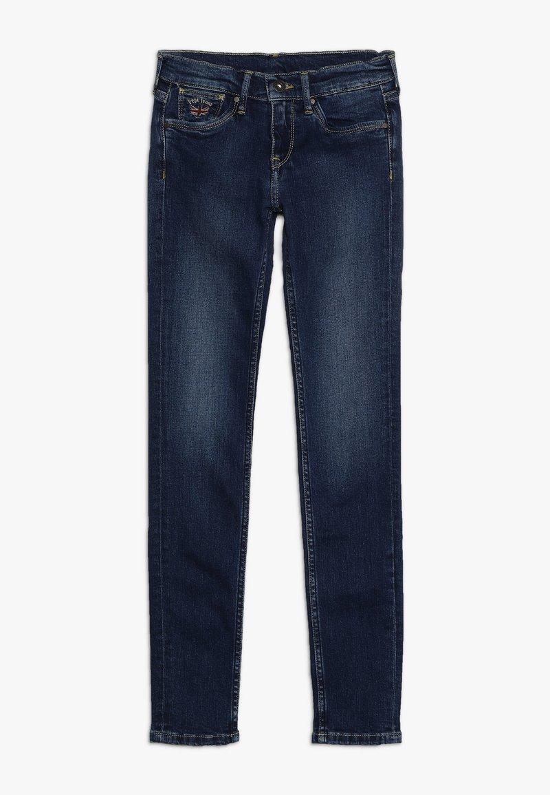 Pepe Jeans - PAULETTE - Jeans Skinny Fit - medium used denim