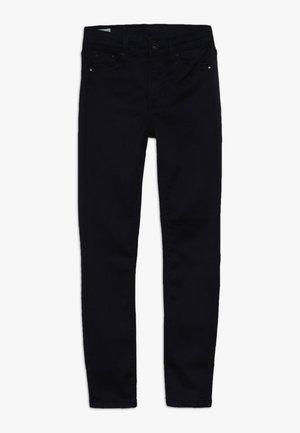 PIXLETTE HIGH - Jeansy Skinny Fit - dark used denim