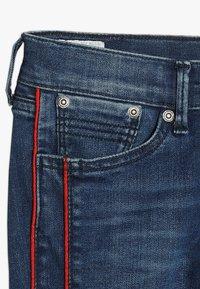 Pepe Jeans - PIXLETTE RACER DESTROY - Skinny džíny - dark dual force denim - 4