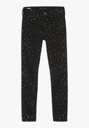 PIXLETTE HIGH STAR - Skinny džíny - denim