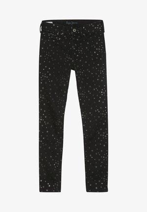 PIXLETTE HIGH STAR - Jeansy Skinny Fit - denim