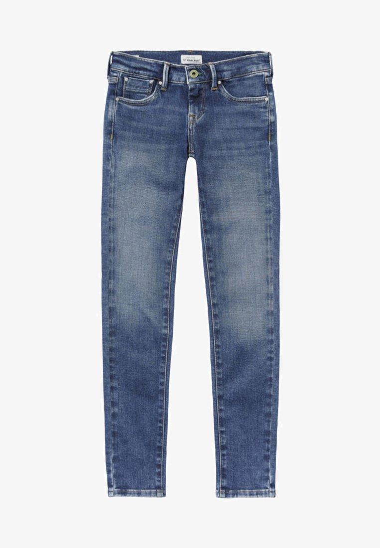 Pepe Jeans - PIXLETTE - Vaqueros rectos - blue denim