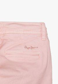 Pepe Jeans - CRUSH - Reisitaskuhousut - powder rose - 4
