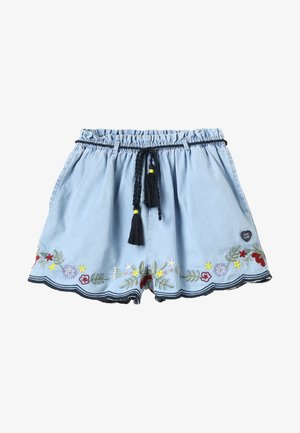 DORA - Jeans Short / cowboy shorts - blue