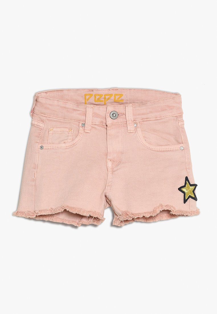 Pepe Jeans - ELSY SUNNY - Jeans Shorts - rose