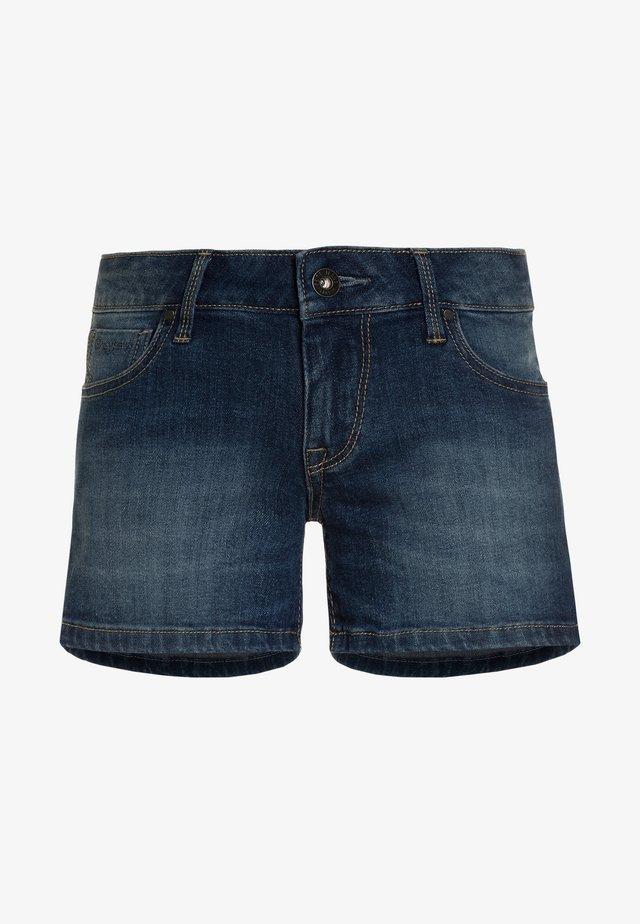 FOXTAIL - Shorts vaqueros - denim