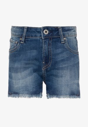 PATTY - Denim shorts - denim