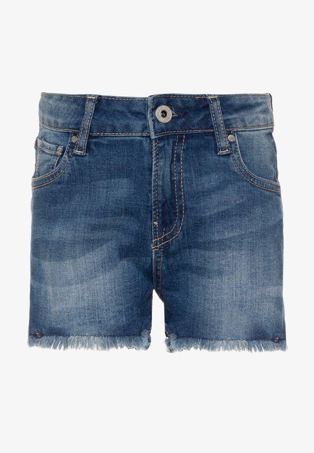 PATTY - Shorts vaqueros - denim