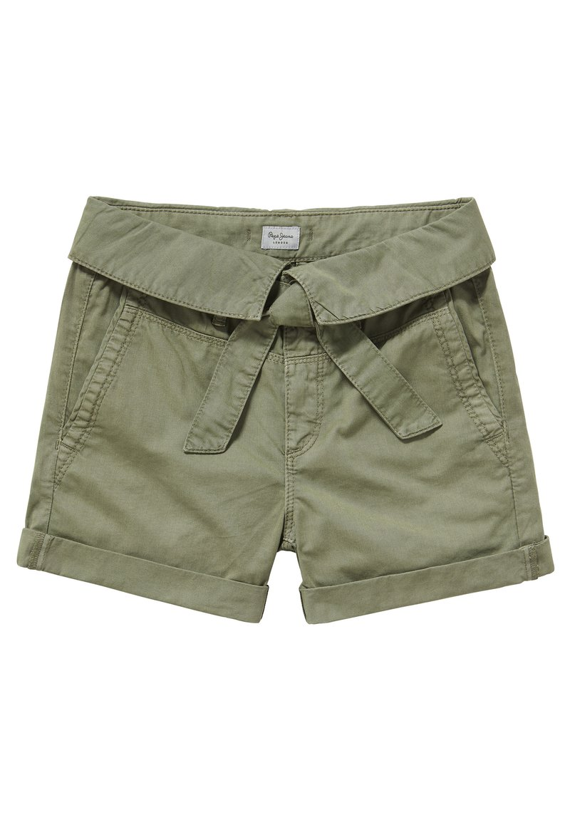 Pepe Jeans - BOA - Shorts vaqueros - safari