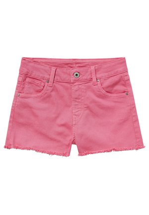 PATTY  - Denim shorts - bubble gum