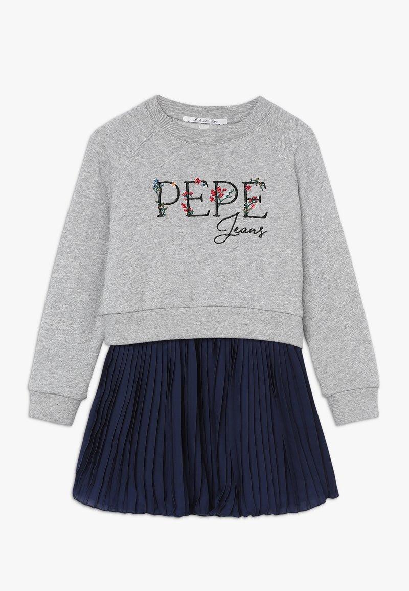 Pepe Jeans - FLORA - Hverdagskjoler - grey marl