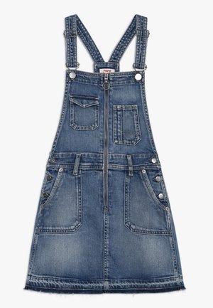 KAIA WORKER - Denim dress - denim