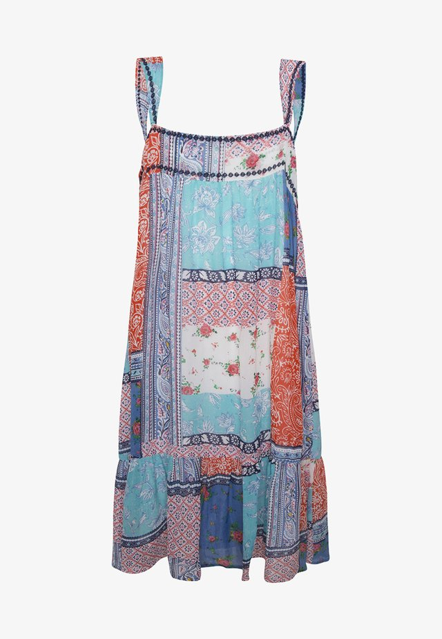 ROSALIA - Vestido informal - multi-coloured
