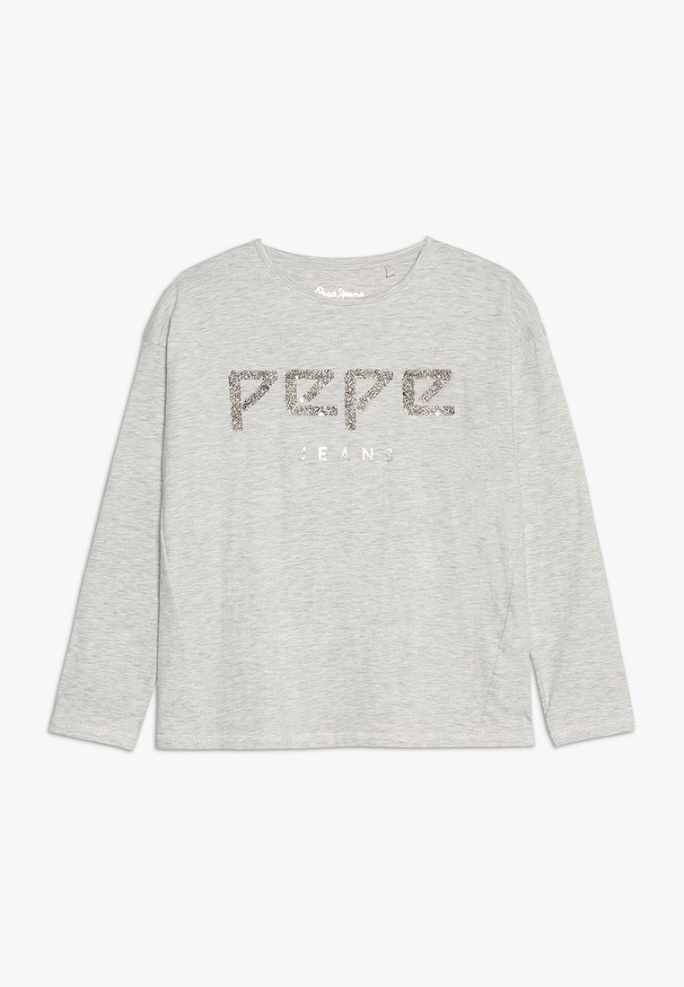 Pepe Jeans - ALCHEMY - Long sleeved top - grey marl