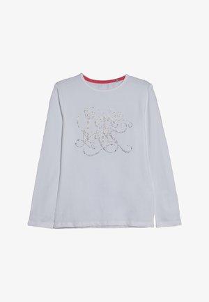 MAKEBA - Langarmshirt - optic white