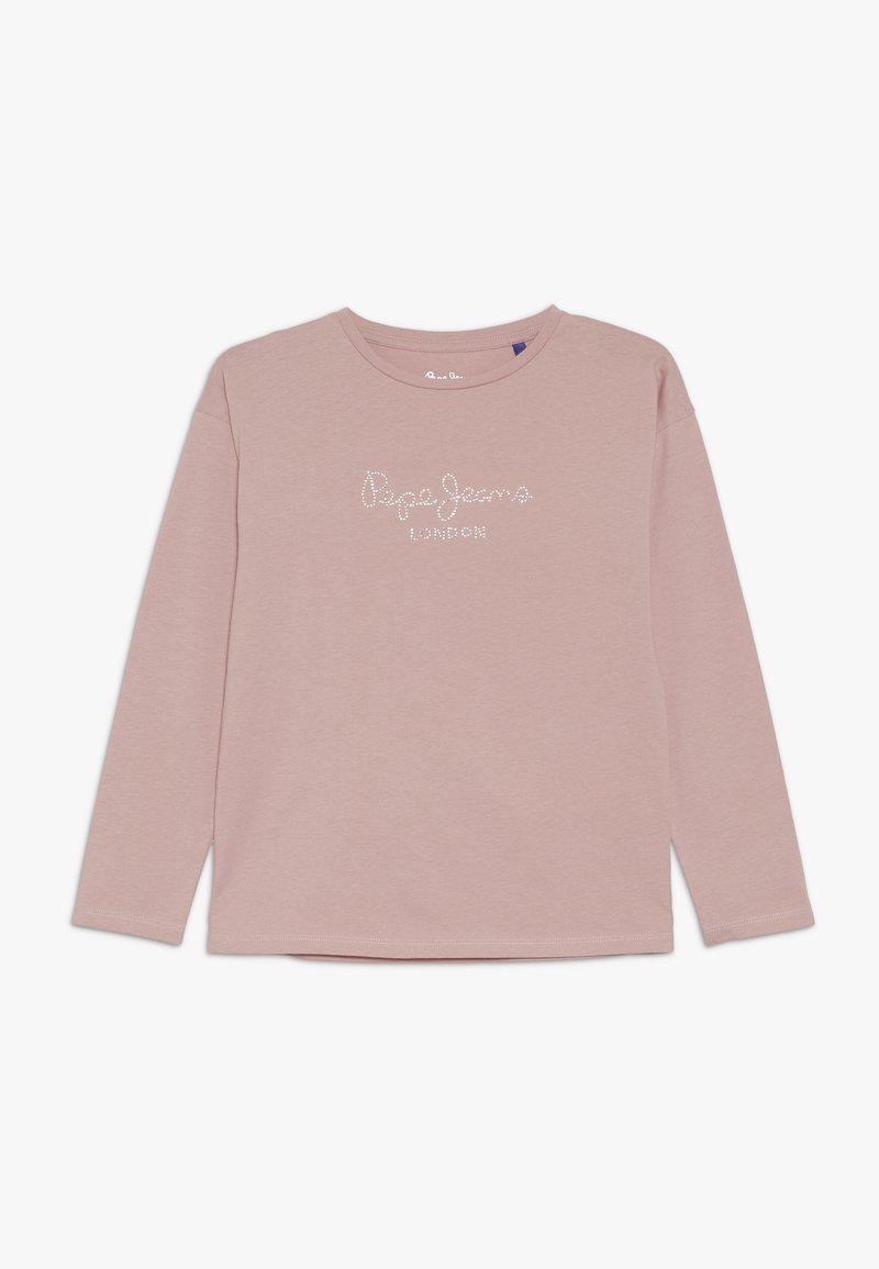 Pepe Jeans - NURIA  - Langarmshirt - cloudy pink