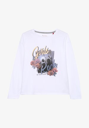 COLETTE - Maglietta a manica lunga - optic white