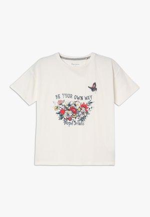 T-shirt imprimé - mousse