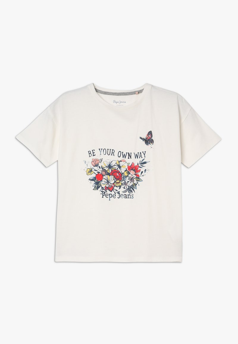 Pepe Jeans - T-shirt print - mousse