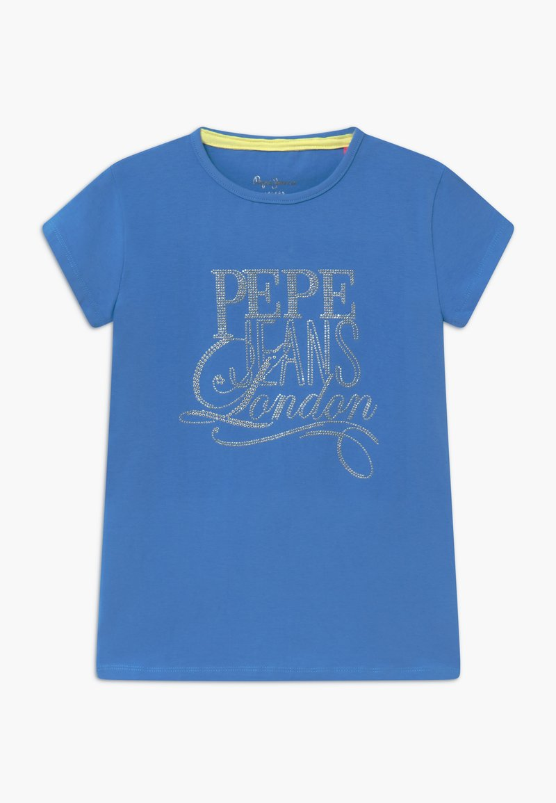 Pepe Jeans - AQUARIA - Print T-shirt - ultra blue