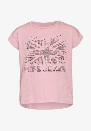 MARIPAZ - Print T-shirt - pink