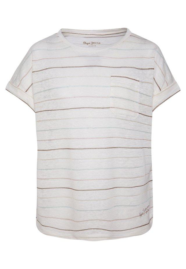 KIMORA - Camiseta estampada - multi