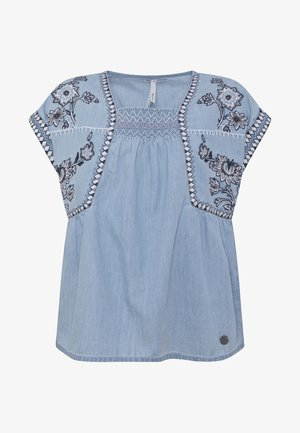 LOTTIE - Blusa - blue denim