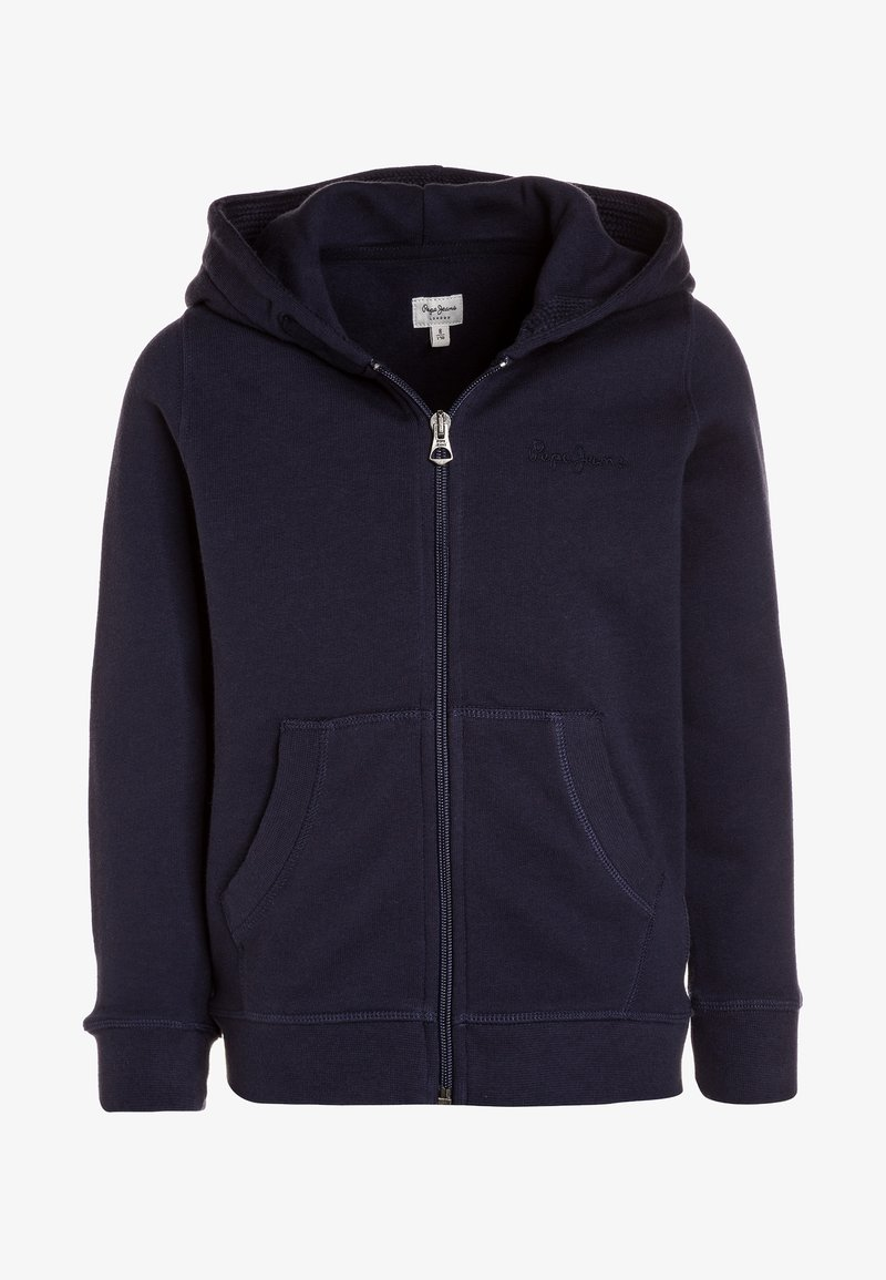 Pepe Jeans - ZIP THRU GIRLS - Bluza rozpinana - navy