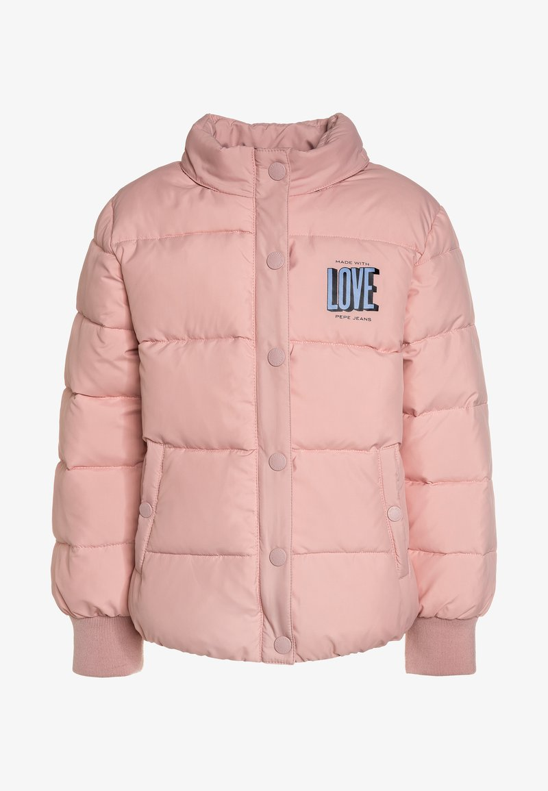 Pepe Jeans - AGNES - Winterjacke - washed rose