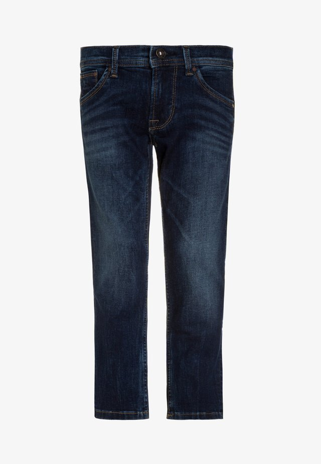 CASHED - Vaqueros slim fit - denim