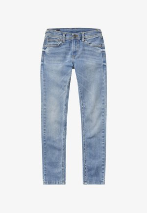 FINLY - Jean droit - denim
