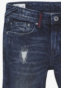 Pepe Jeans - FINLY - Slim fit jeans - dark used - 3