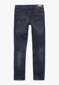 Pepe Jeans - FINLY - Slim fit jeans - dark used - 1