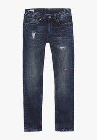 Pepe Jeans - FINLY - Slim fit jeans - dark used - 0