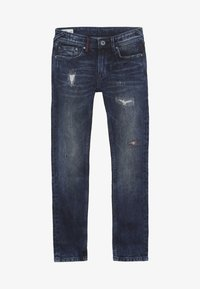 Pepe Jeans - FINLY - Slim fit jeans - dark used - 2