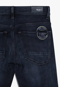 Pepe Jeans - NICKELS BADGE - Jeans slim fit - denim - 3