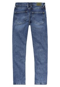 Pepe Jeans - FINLY - Straight leg jeans - blue denim - 1