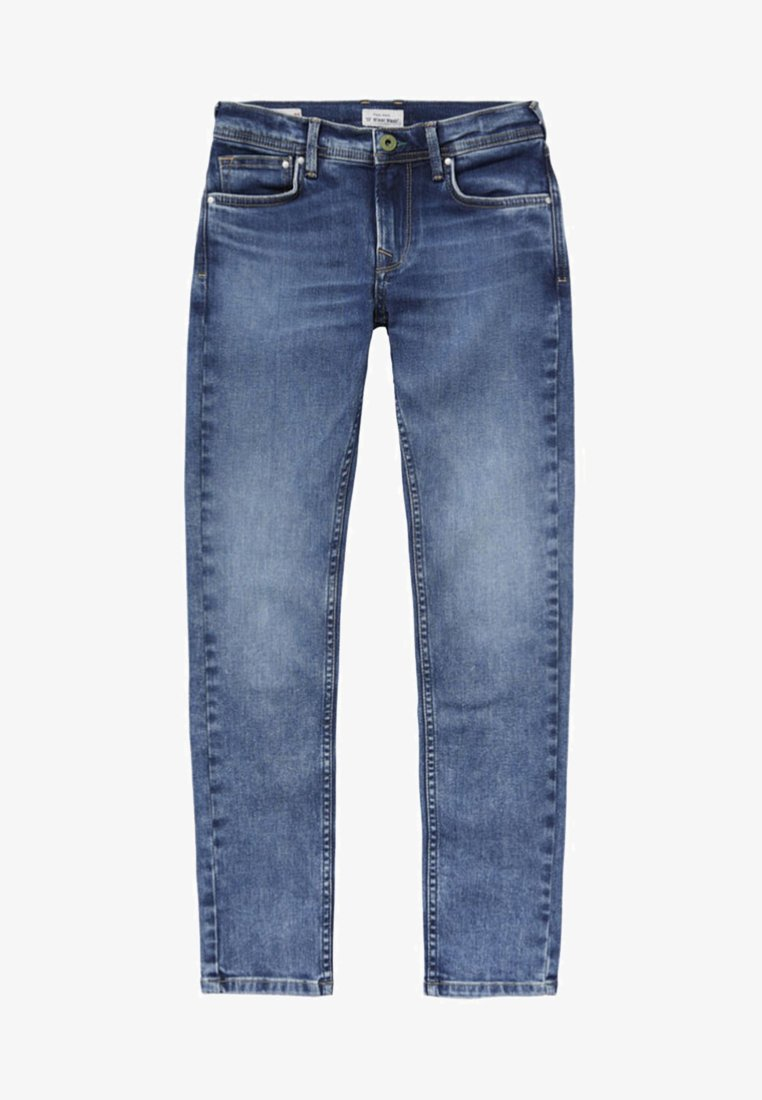 Pepe Jeans - FINLY - Straight leg jeans - blue denim