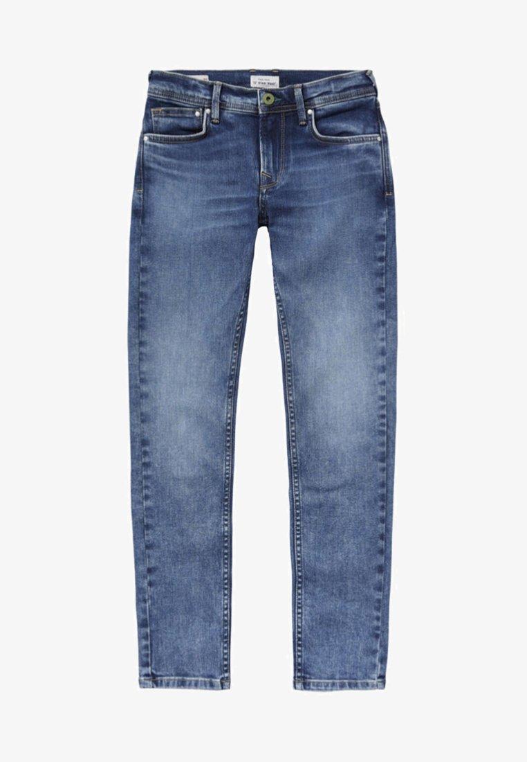 Pepe Jeans - FINLY - Straight leg jeans - blue denim