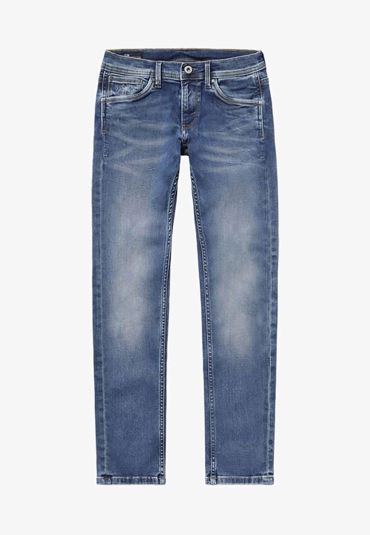 Pepe Jeans - CASHED - Straight leg jeans - blue denim