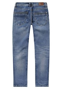 Pepe Jeans - CASHED - Straight leg jeans - blue denim - 1