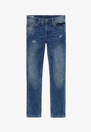 FINLY REPAIR - Skinny džíny - denim