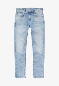 Pepe Jeans - FINLY - Jean droit - blue - 0